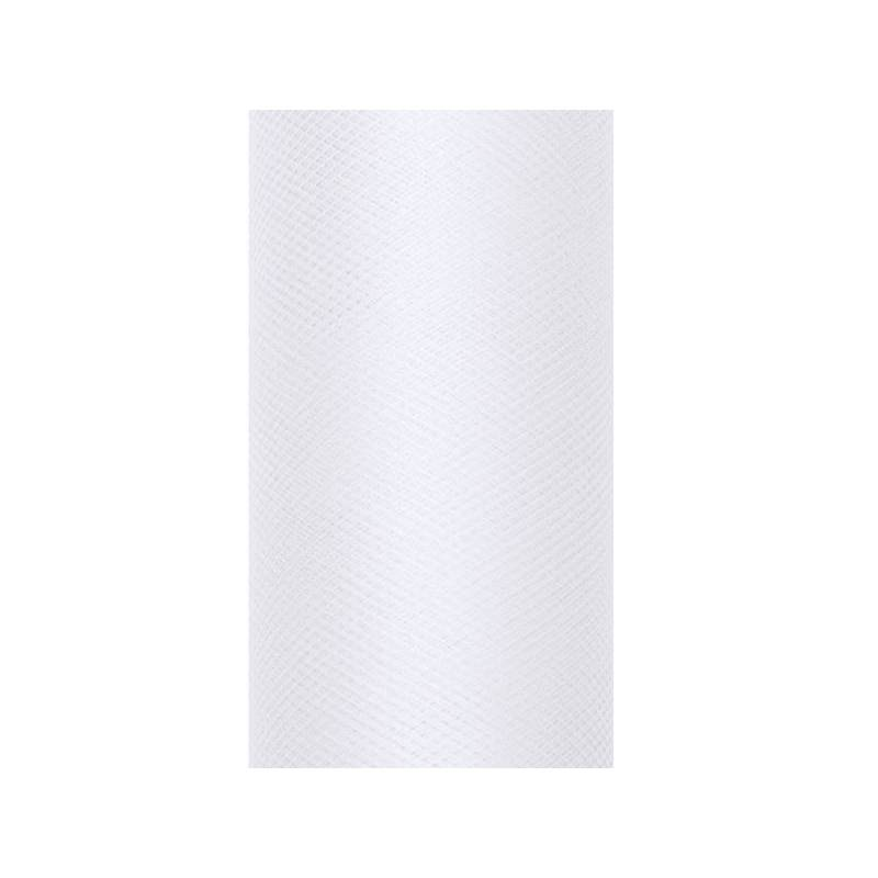 Tulle Uni blanc 03 x 9m