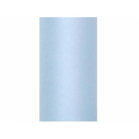 Tulle Uni bleu ciel 0.5 x 9m