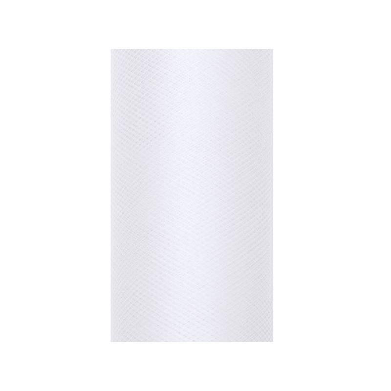 Tulle Uni blanc 008 x 20m