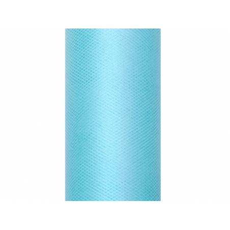 Tulle Uni turquoise 0.08 x 20m
