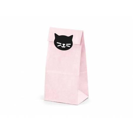 Sachets pour chat 8x18x6cm