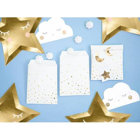 Sacs de friandise Little Star 13x14cm
