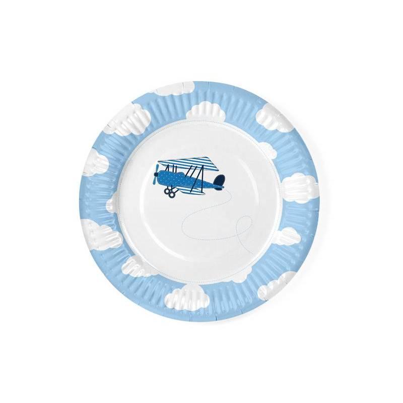 Petites assiettes plates 18cm