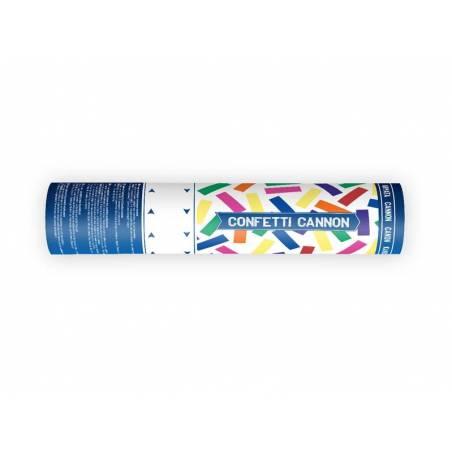 Canon à confettis mélange 20cm