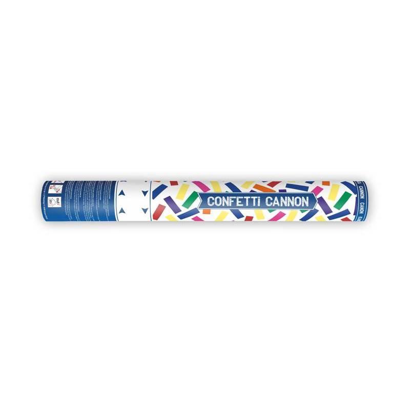 Canon à confettis mélange 40cm