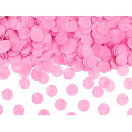 Canon à confettis révèle le sexe - Ready to pop pink 60cm
