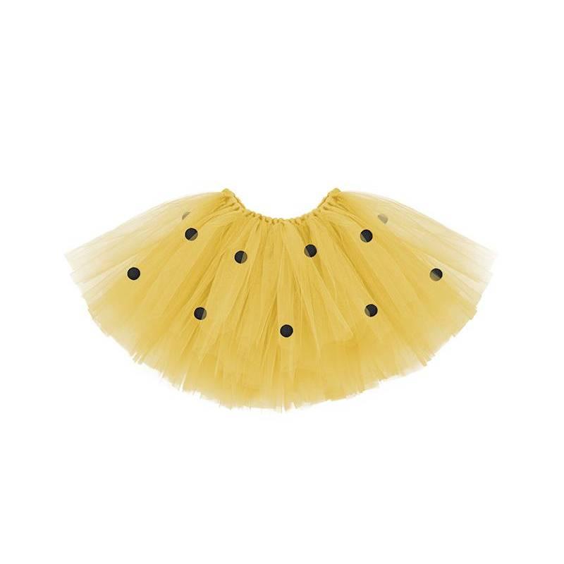Jupe Tutu Abeille jaune 50 x 25cm