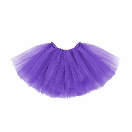 Tutu violet 60x30cm