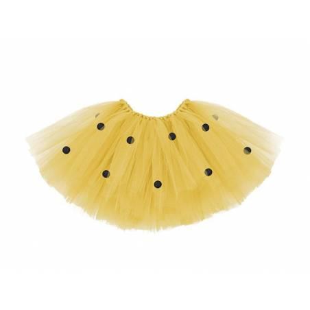 Jupe Tutu Abeille jaune 60 x 30cm