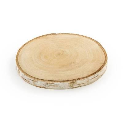 Tranches d'arbre diamètre 10-12 cm