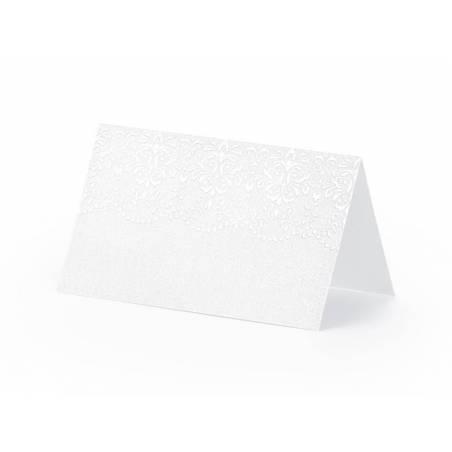 Placer des cartes 8 x 5cm