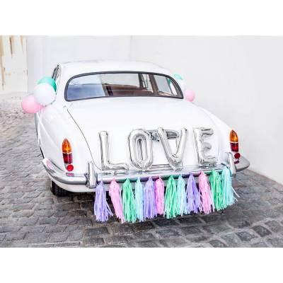 Kit de décoration de voiture - Love mix