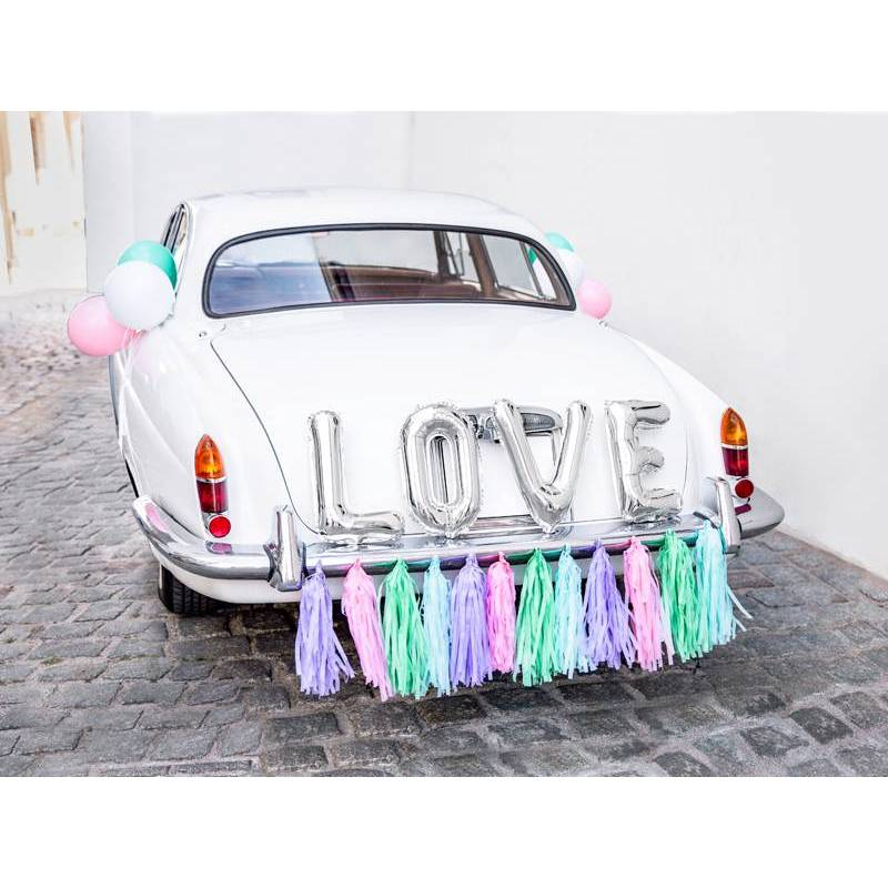 Kit de décoration de voiture - Love mix