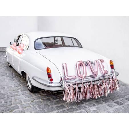 Kit de décoration de voiture - Love or rose