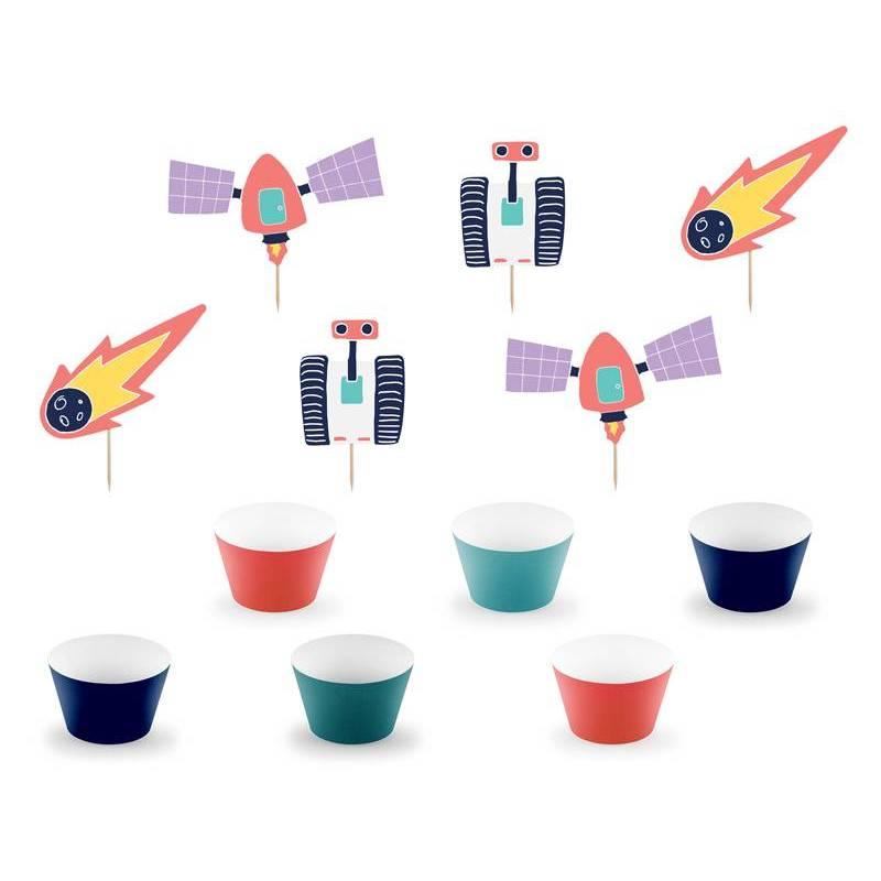 Kit Cupcake Space