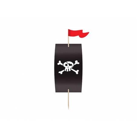 Kit Cupcake Pirates Party