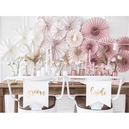 Signes de chaise - Bride Groom or