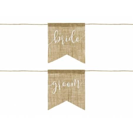 Fauteuil signe Bride Groom