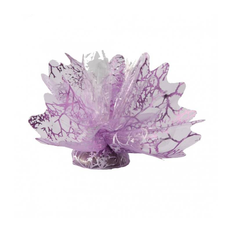 25 Tulles spider - Couleur lilas