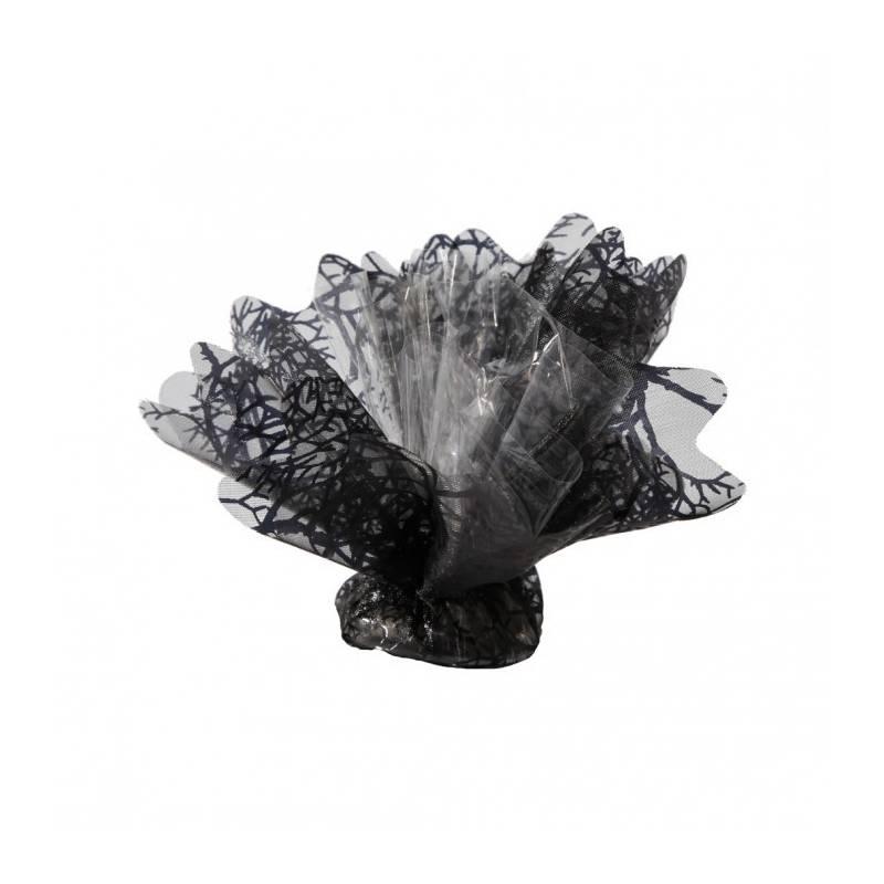 25 Tulles spider - Couleur noir