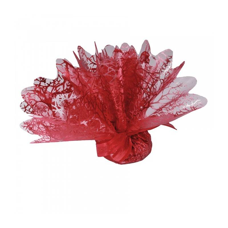 25 Tulles spider - Couleur rouge
