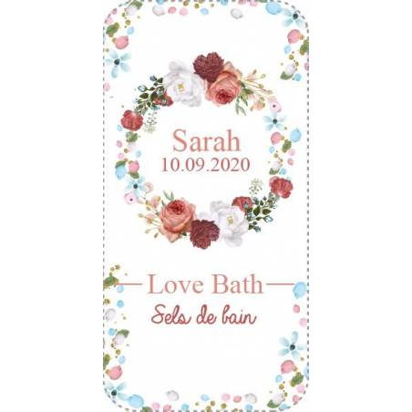 "STICKERS P.Love Bath Sels"" 40PCS PN 2,5H5CM"
