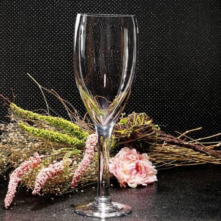 Vase coupe champagne d12h40cm