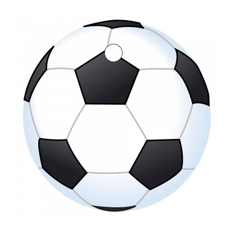 25 nominettes ballon foot d4cm