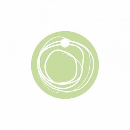 25 nominettes mint cercle blc. d3cm