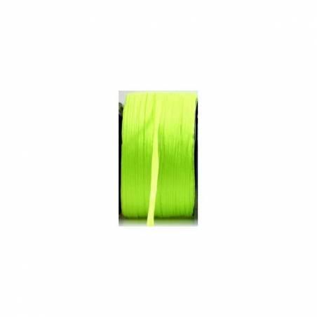 Raphia vert pomme 7mmx100mt