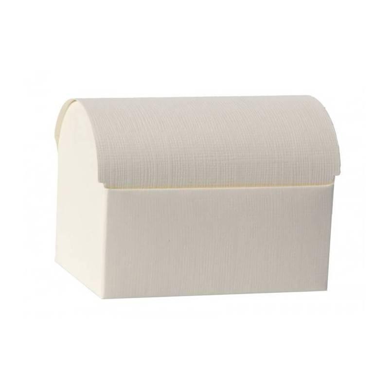 Seta ivoire coffret 2-3 pralines 7x4,5x5,2cm