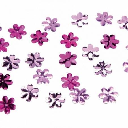 Fleur deco brillante fuch/rose s. 15g