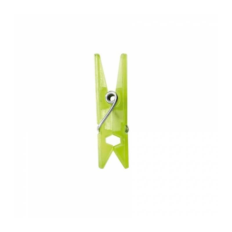 Clip vert 2,5cm