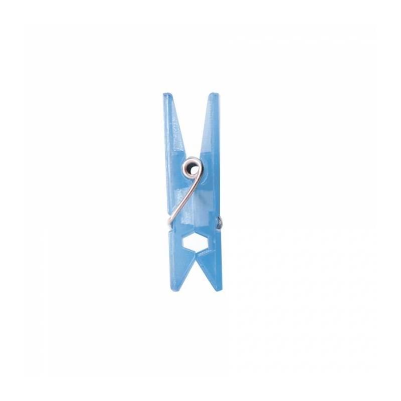 Clip bleu 2,5cm