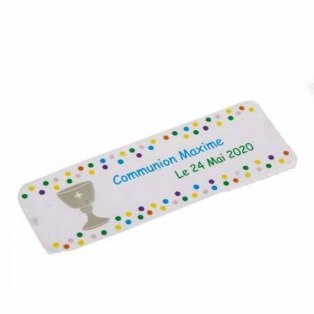 Stickers calice pois colores 20pcs 9,3x3,3cm