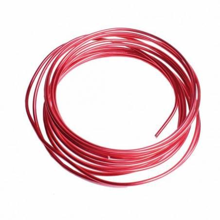 Fil de fer rouge 2mmx3mt