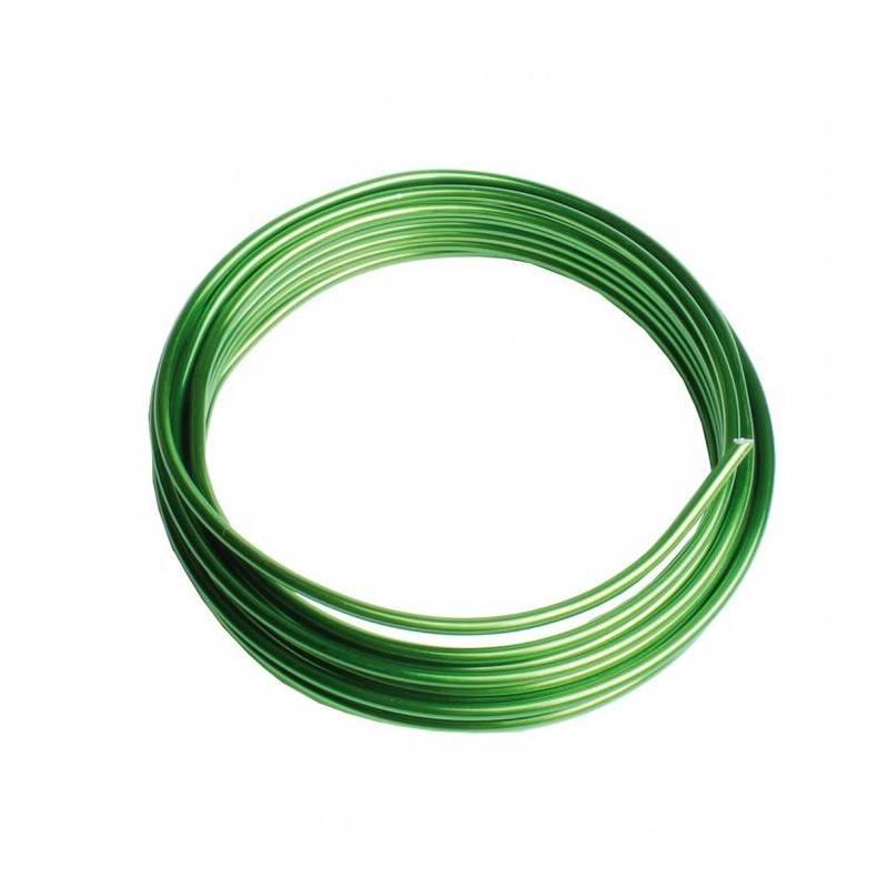 Fil de fer vert 2mmx3mt