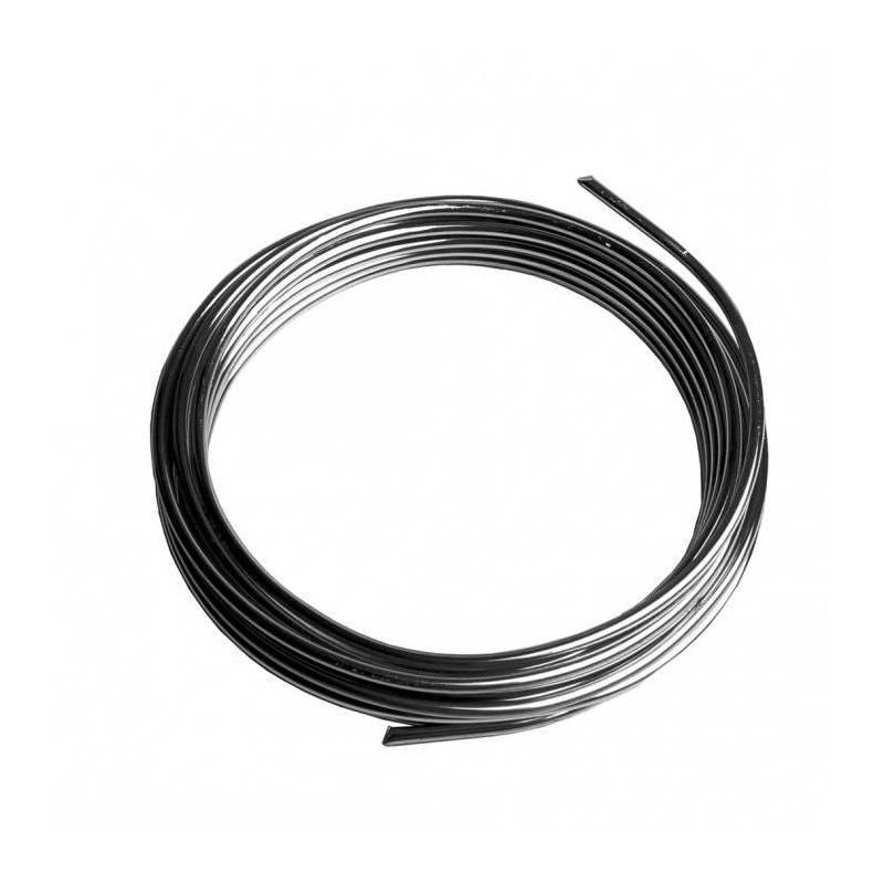 Fil de fer noir 2mmx3mt