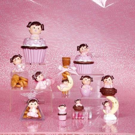 Tirelire cupcake camille d7h11cm