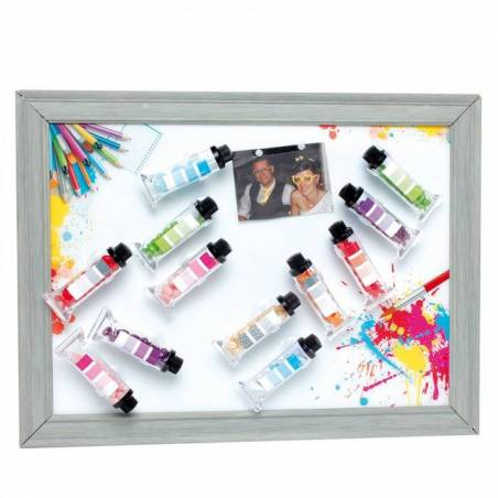 Tube peinture transparent d3h11,5cm