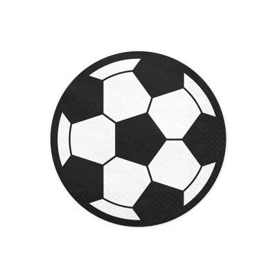 Serviettes de Football 135 cm
