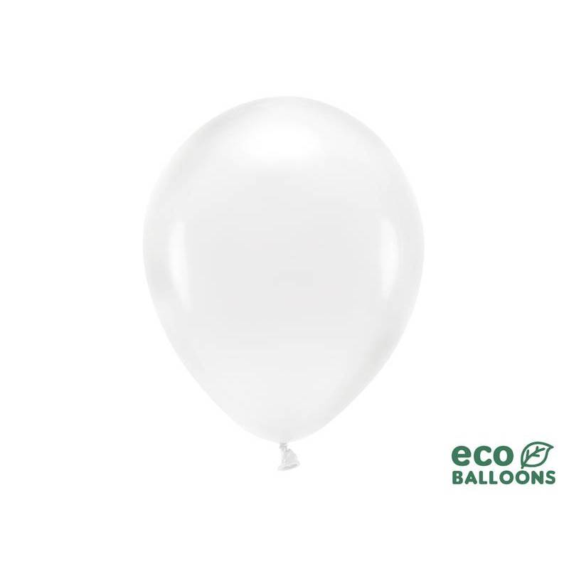 Ballons Eco 30cm limpide