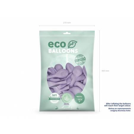 Ballons Eco 30cm lilas clair