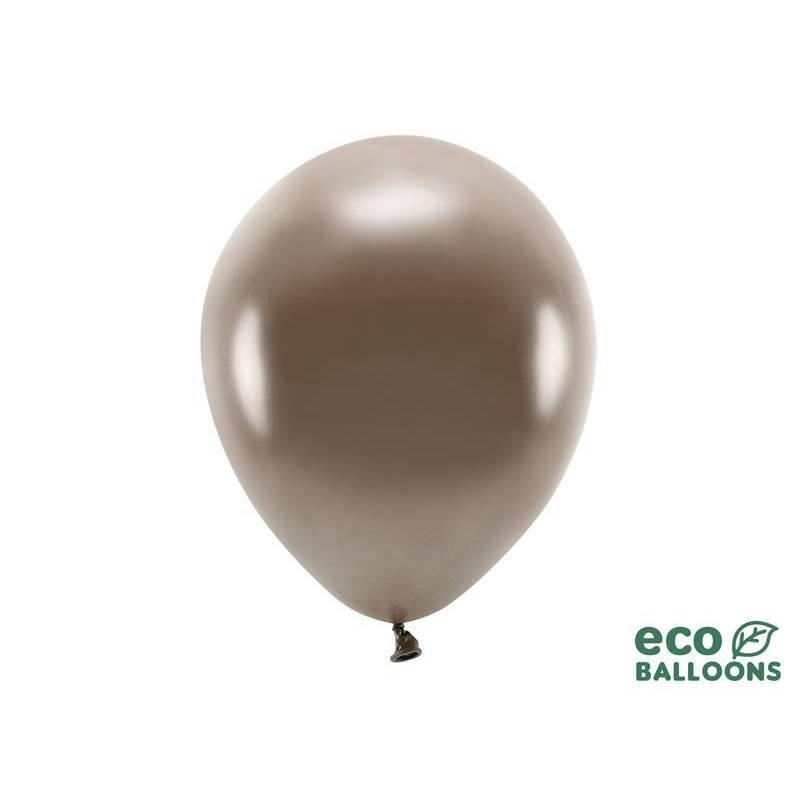 Ballons Eco 30cm marron