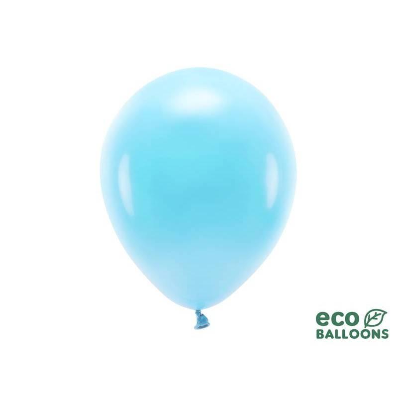 Ballons Eco 30cm bleu clair