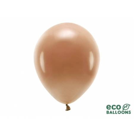 Ballons Eco 30cm brun chocolat