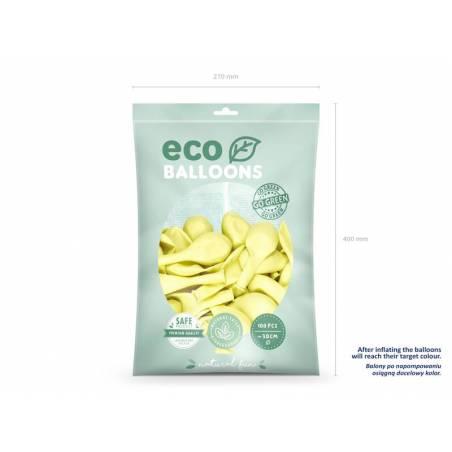 Ballons Eco 30cm crème
