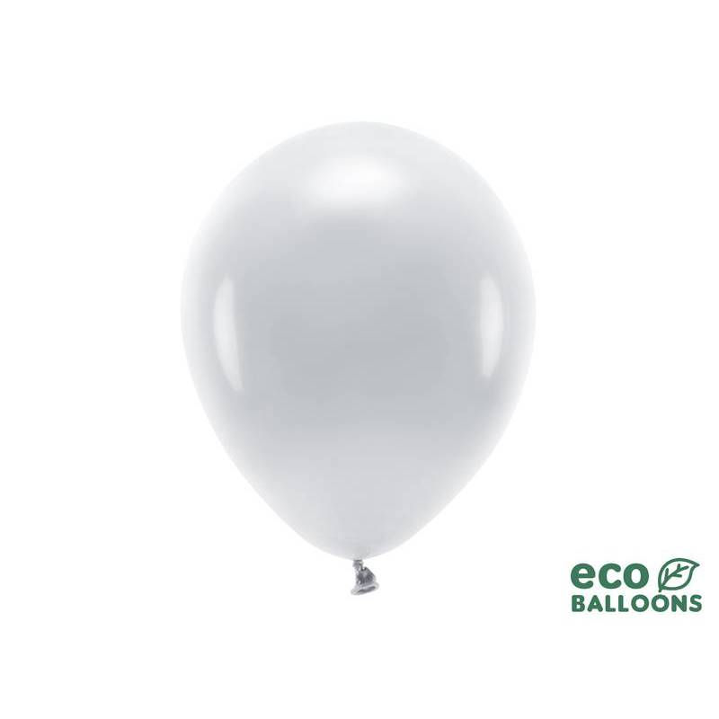 Ballons Eco 30cm gris