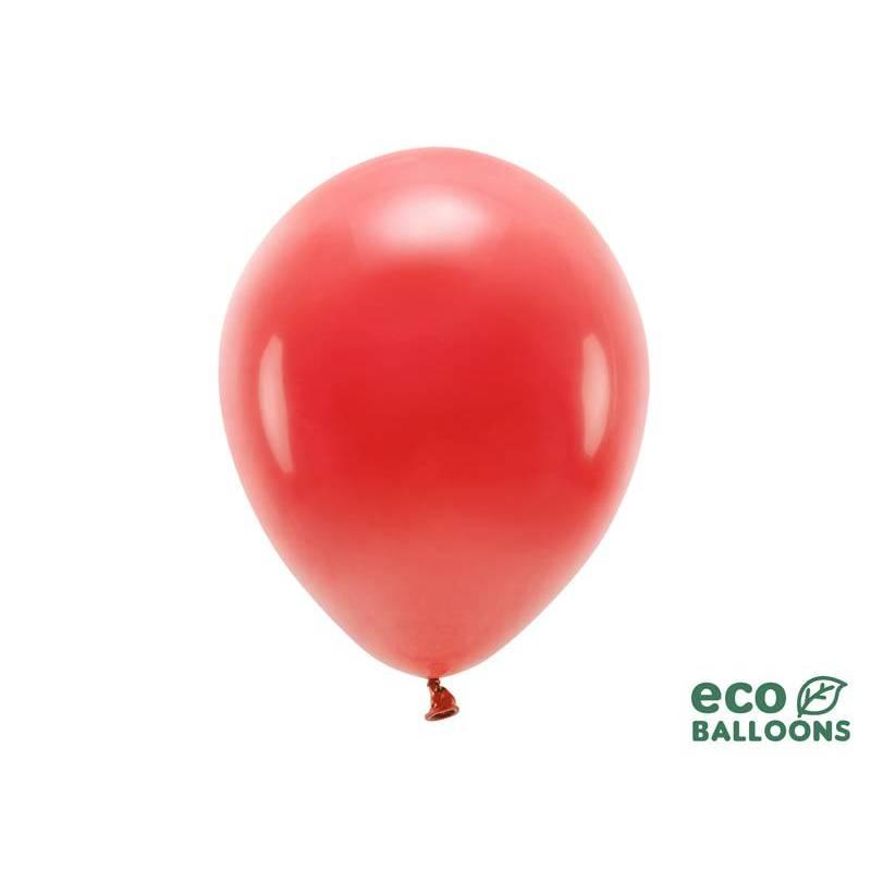 Ballons Eco 30cm rouge