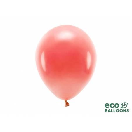 Ballons Eco 26cm corail